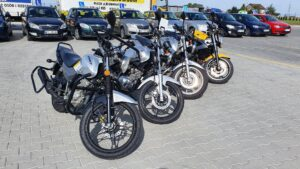 AutoDanielak - Galeria - Motocykle