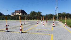 AutoDanielak - Plac Manewrowy